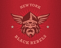 Black Rebels Logo