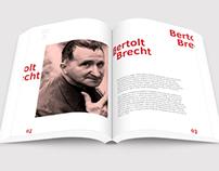 Bertolt Brecht: An Introduction to