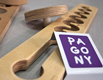 PAGONY / WOODEN TOY DESIGN