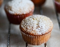 Food photography/Muffins