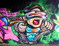 Shenzhen Graffiti Contest 2013