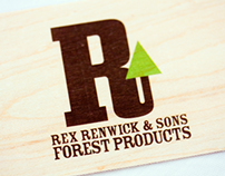 Renwick Logo and Business Cards