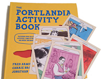 Portlandia Activity Book - Tarot Cards