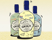 Graça Wine Website