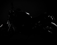 The dark power - new Ducati Monster