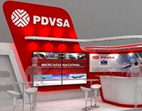 Stand PDVSA 2013