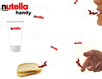 NUTELLA HANDY - packaging