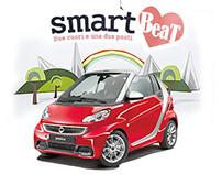 SmartBeat //  Facebook App - Valentine Day