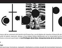 Octavio Paz 100