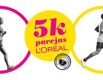 Carrera 5k L'oréal