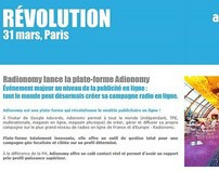 Radionomy - Révolution