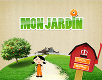 Mon Jardin (flash game)