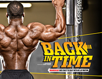 FLEX MAGAZINE JAN. 2013 - BACK IN TIME FEATURE