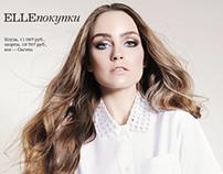 ELLE - Russia - april 2014