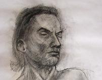 Figurální kresba (Study drawings)