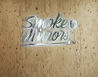 Smoke & Mirrors Walls