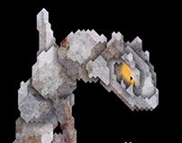 pixel paper pokemon