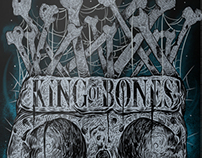 KING OF BONES ILLUSTRATION