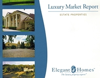 Luxury Market Report: Estate Properties