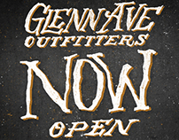 Glenn Ave Outfitters NOW OPEN!!!