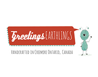 Logo Development for Greetings Earthlings