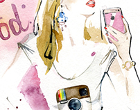 Fashion Illustration 2013