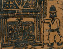 Linoleum cuts/prints
