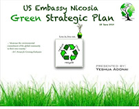 US Embassy Green Strategic Plan™