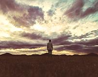 Alone ..