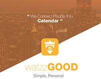 watzzGOOD mobile app