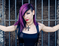 Purple is the new Black - Goth Edition