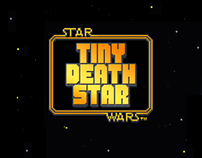 Star Wars: Tiny Death Star UI