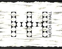 Hutch&Hall Logo Design