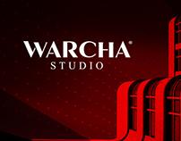 WARCHA STUDIO identity