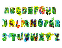 Transgenic Font