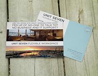 Unit Seven Postcards