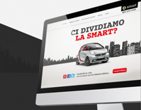 smart sprint limited edition - Landing page