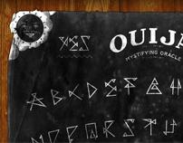 Spiritum typography