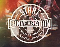 Start with a conversation - Death to Stock
