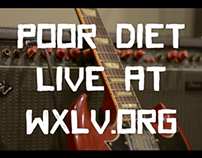 Poor Diet @ WXLV.org