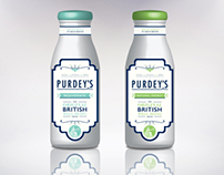 Purdey's Packaging