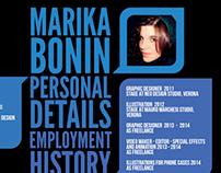 Marika Bonin CV-resume