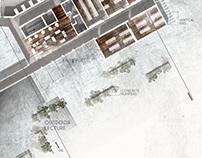 Design 8: Tornado Relief Center