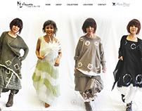KL Playwear Fashion Designer Website