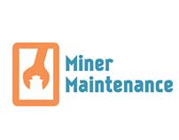 Miner Maintenance Logo