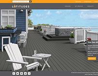 Latitudes Website