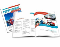 Professional Mariner | Magazine Redesign