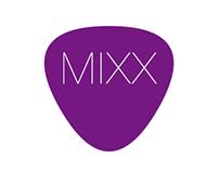 Lightt MIXX website