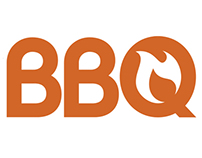 BBQ Network Logo and Site Design