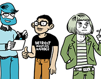 The 10 Guys in Detroit You've Probably Dated